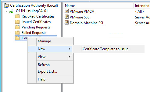 Howto creating a ca template for vmware services mpoore 20160256160296 capturfiles yadclub Choice Image